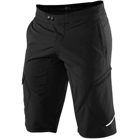 100% Ridecamp Shorts Herre black